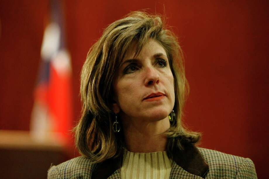 Kelly Siegler was the prosecutor who won the conviction of Temple. Photo: Melissa Phillip / Houston Chronicle