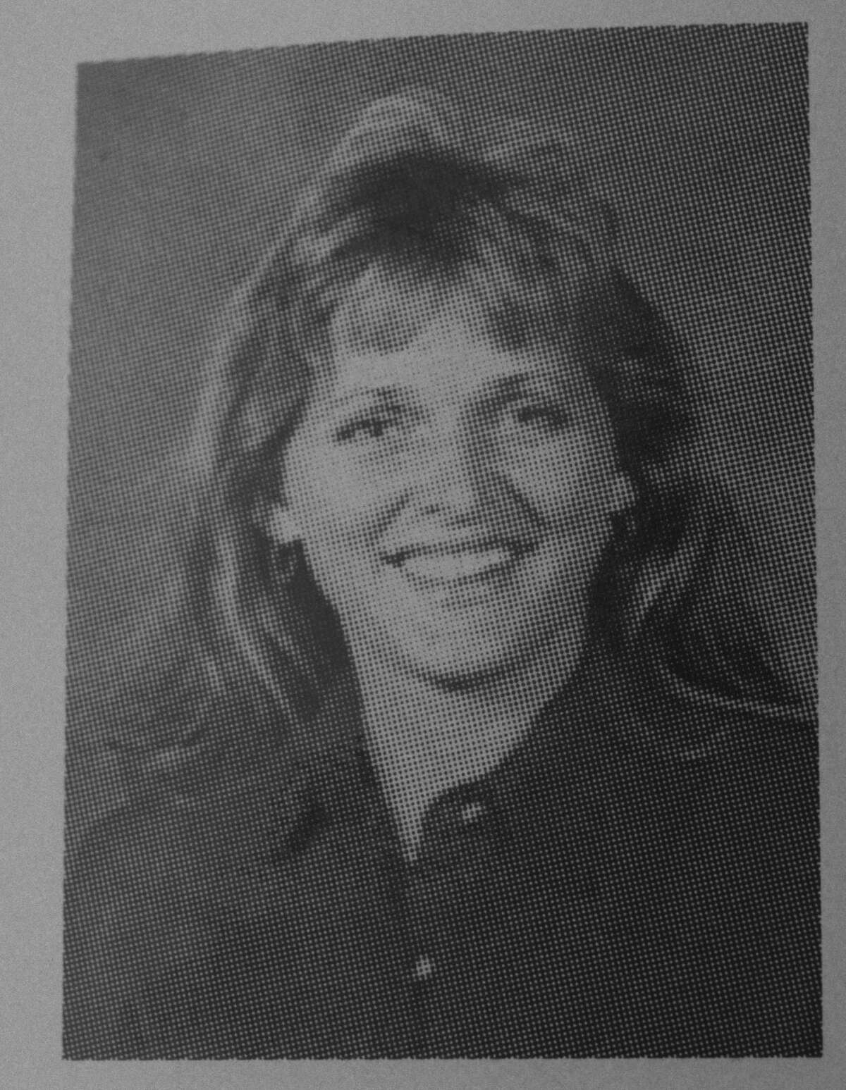 Yearbook photo of Belinda Temple, a teacher at Katy High School, who was murdered in 1999. David Temple went to trial for the murder in 2007 and was convicted and sentenced to life in prison.