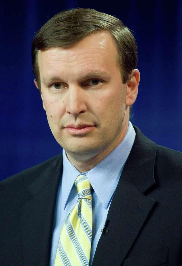Democratic candidate for U.S. Senate, U.S. Rep. Chris Murphy, D-Conn. Photo: Jessica Hill, Associated Press / AP2012