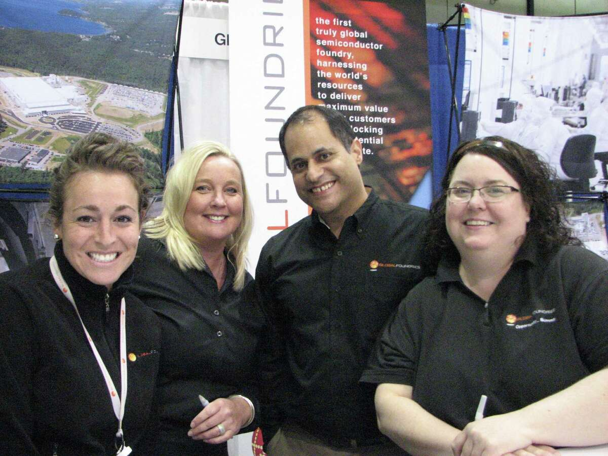 Were you Seen looking for new tech employees at the inaugural Tech Career Expo, sponsored by the Times Union, the Center for Economic Growth, the UAlbany Alumni Association and Monster.com, at the University at Albany's SEFCU Arena on Monday, Sept. 10, 2012?