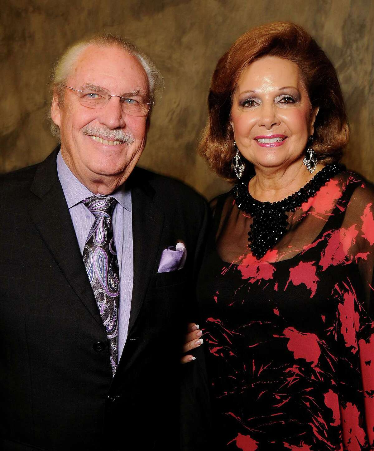 Arthur and Philamena Baird