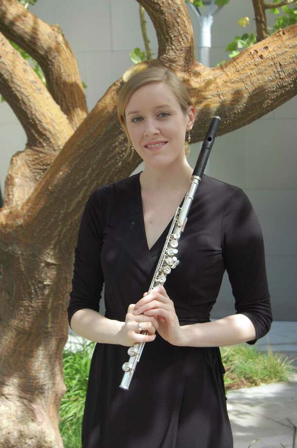 Flutist Martha Long will perform with the Olmos Ensemble. Photo: Courtesy Olmos Ensemble