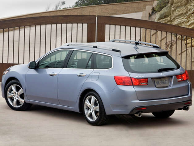 2012 Acura TSX Sport Wagon (photo courtesy Acura) Photo: Honda / © 2010 American Honda Motor Co., Inc.