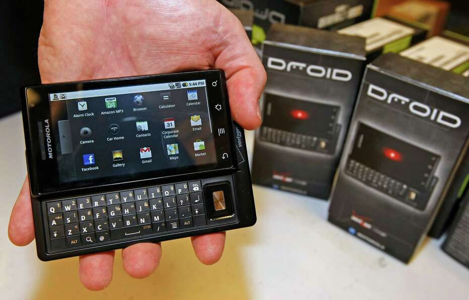 Motorola rolled out its first Droid Android smartphone in 2009, touting it as having and doing what