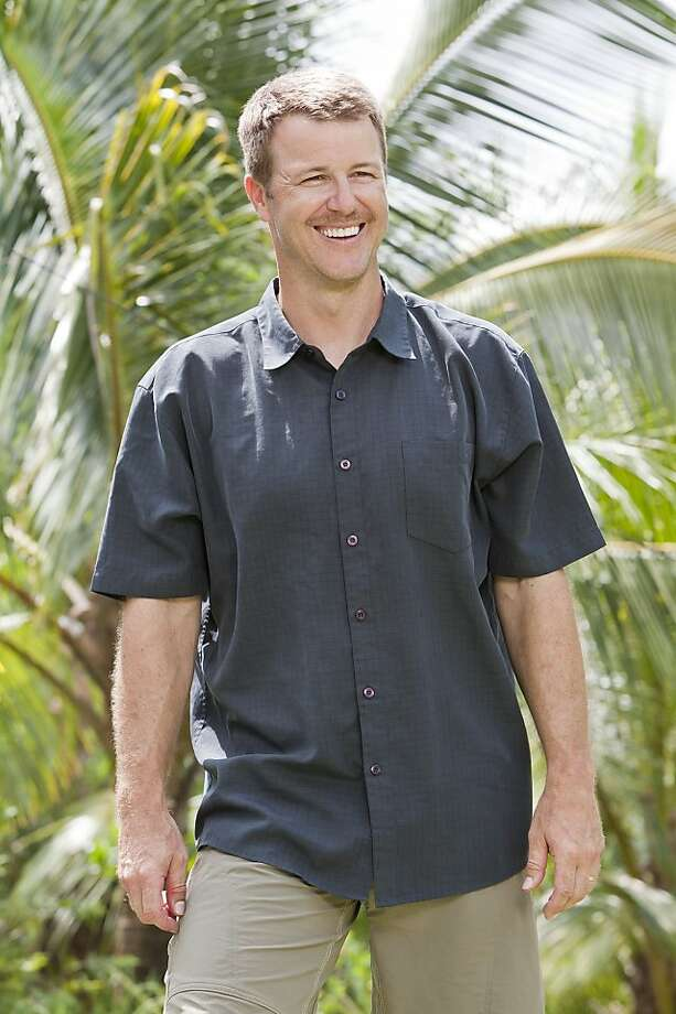 Jeff Kent will appear on this season of Survivor. Photo: CBS Broadcasting Inc.
