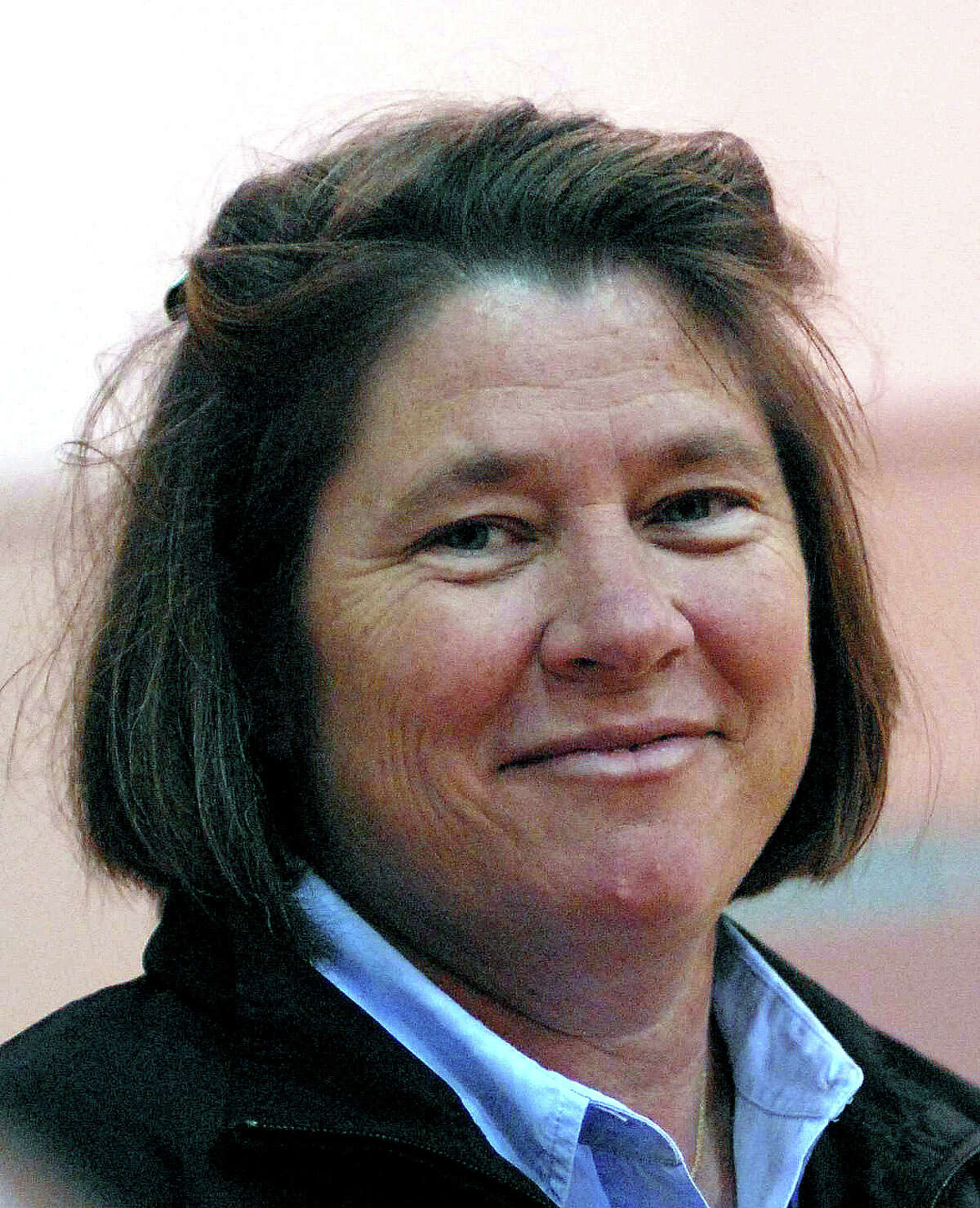 Lynn Kercheval is St. Agnes volleyball coach.