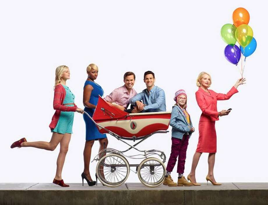 "Tuesday: NBC's ""The New Normal"" returns to television Tuesday at 8:30 p.m."