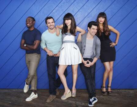 "Best performance by an actress in a television series - musical or comedy:Zooey Deschanel, ""New Girl"""
