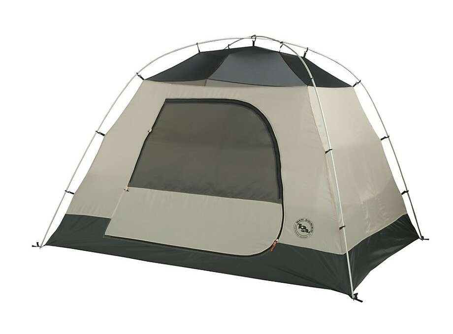 King Creek 6 tent from Big Agnes sets up easily Photo: Big Agnes
