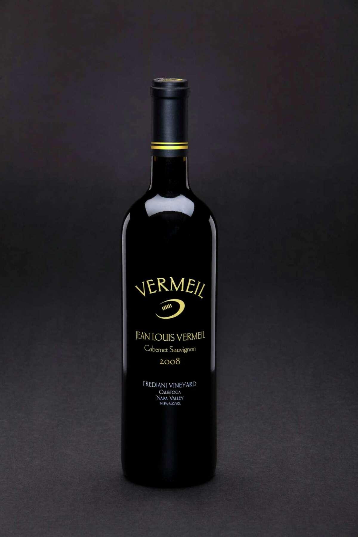 Vermeil Winery's Jean Louis Vermeil 2008 cabernet sauvignon