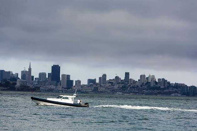 Game Changer is the first Bay Area water taxi from Tideline Marine Group of Sausalito. Photo: Scott Lewis, Courtesy Tideline Water Taxi
