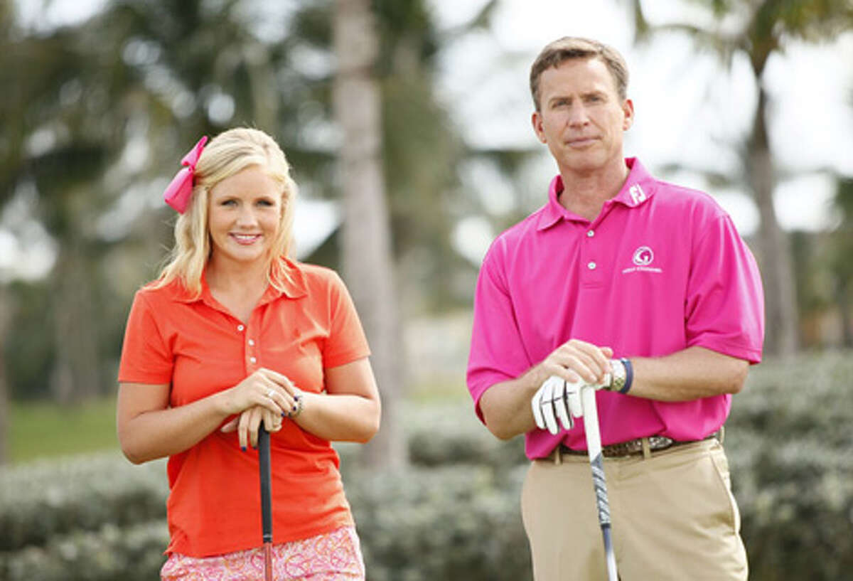 Shannon Fish and Michael Breed of Big Break TV show