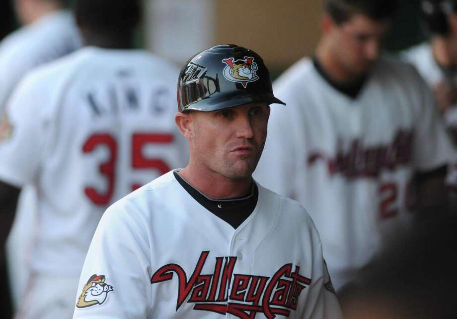 ValleyCats manager Stubby Clapp during game one of the New York-Penn League final against Hudson Valley at Joe Bruno Stadium in Troy, NY Tuesday Sept. 11, 2012. (Michael P. Farrell/Times Union) Photo: Michael P. Farrell