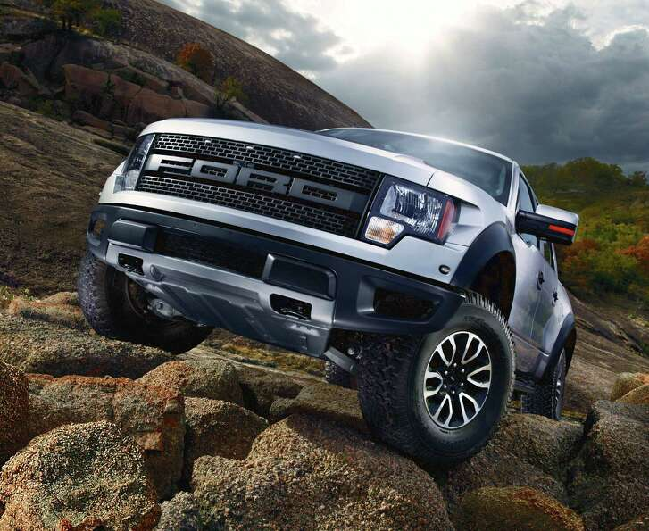 1. Ford trucks -- 166 theft reports