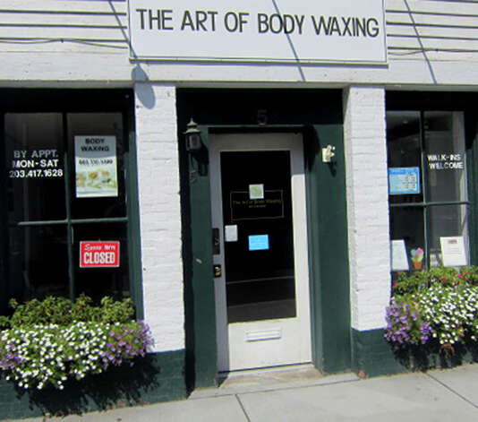 The Art of Body Waxing is open by appointment Mondays through Saturdays at its shop along Church Street in the New Milford village center. September 2012 Photo: Norm Cummings