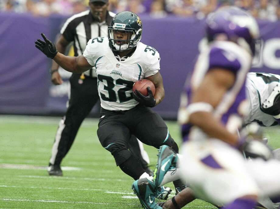 Jones-Drew saw more carries last weekend than he anticipated, but his production didn't falter due to him holding out. Photo: Genevieve Ross, Associated Press / FR170496 AP