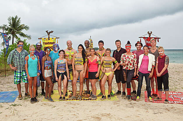 The 18 castaways are set to compete in SURVIVOR: PHILIPPINES, when the twenty-fifth installment of the Emmy Award-winning reality series premiers with a special 90-minute edition, Wednesday, September 19 (8:00 - 9:30 PM ET / PT) on the CBS Television Network. Photo: Monty Brinton/CBS © 2012 CBS Broadcasting Inc. Photo: Monty Brinton / ©2012 CBS Broadcasting Inc.