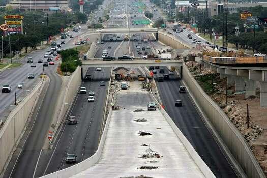 U S 281 Loop 1604 Interchange Is Now Easy Street San