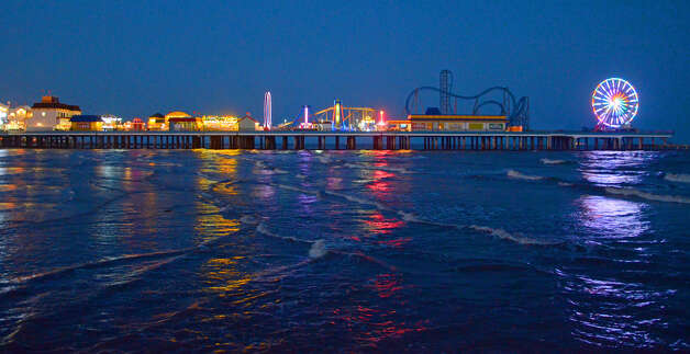 Galveston Island Historic Pleasure Pier  Credit to Landry's, Inc