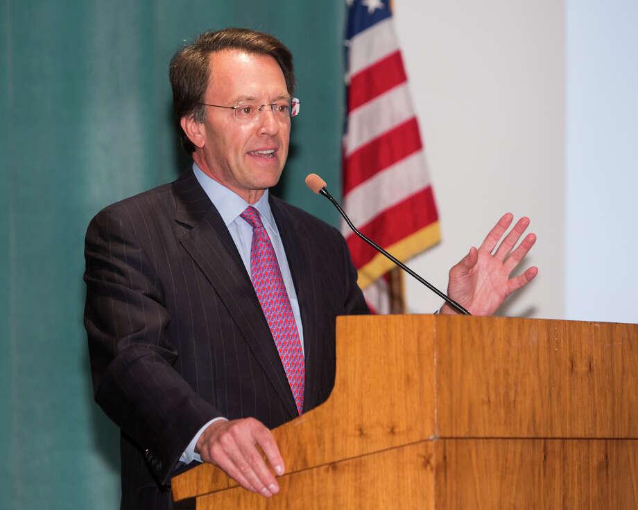 Robert Mosbacher Jr. Photo: Bruce Bennett / Houston Chronicle