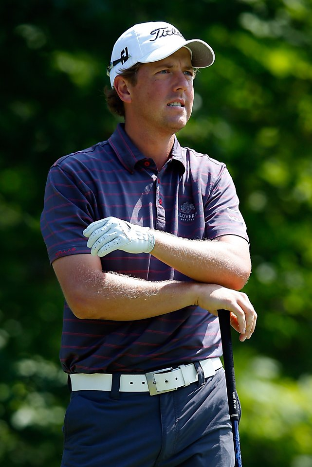 molder a proud standout on golf course