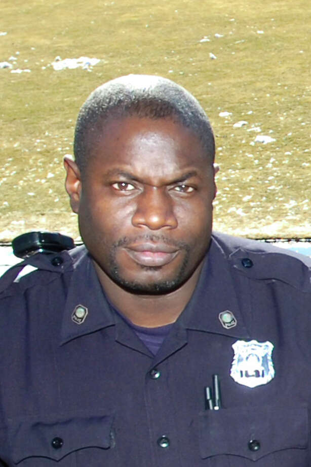 Donnell Fludd, a Greenwich police officer accused of stalking a former love interest. Photo: Contributed Photo / Greenwich Time Contributed