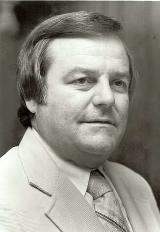 A.J. Leger died Tuesday. He was 71. Photo: Enterprise File Photo