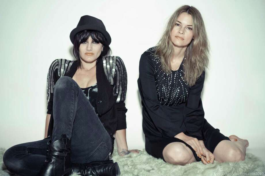 Uh Huh Her:Saturday, May 31 at 3:40 p.m.Venus Stage The icy girl-girl duo Uh Huh Her release their third LP in March. Their music is suited for the club and the gym alike, but you are probably too cool for both.  / handout