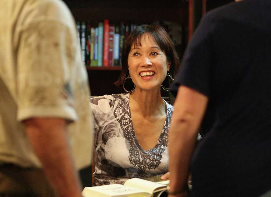 Author Tess Gerritsen's Rizzoli and Isles series has been made into a TNT series. Photo: Karen Warren / © 2012  Houston Chronicle