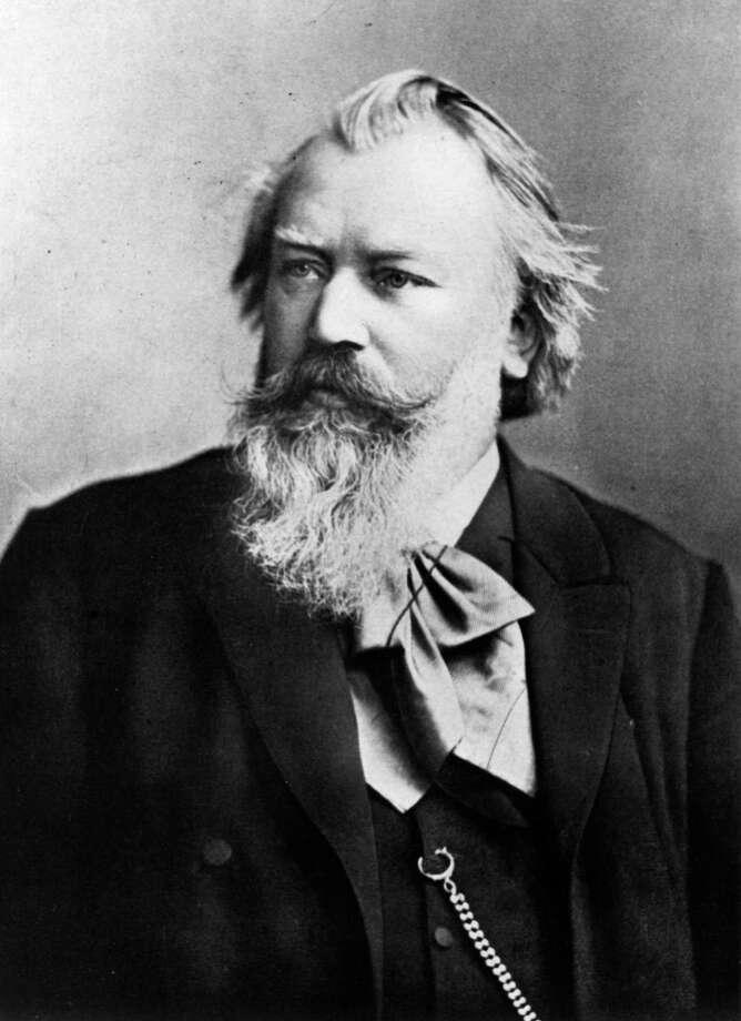 Johannes Brahms Photo: Hulton Archive / Hulton Archive