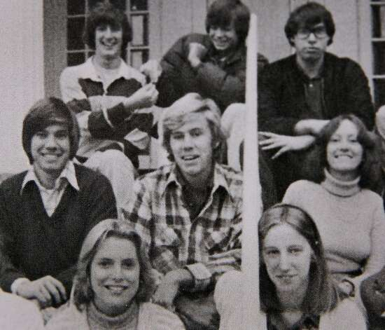 A photograph published in the 1978 Piedmont High School yearbook shows Chris Stevens as a staffer on the school's Piedmont Highlander newspaper. Stevens, the U.S. ambassador to Libya, was killed during an attack on the consulate in Benghazi, Libya on Tuesday. Photo: Courtesy Of Piedmont High School