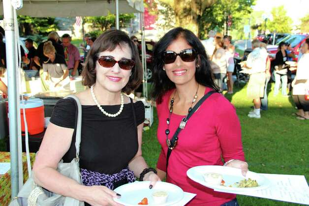 Were you seen at A Taste of New Milford in New Milford, CT on Wednesday, September 12, 2012? Photo: Vincent Rodriguez / The News-Times