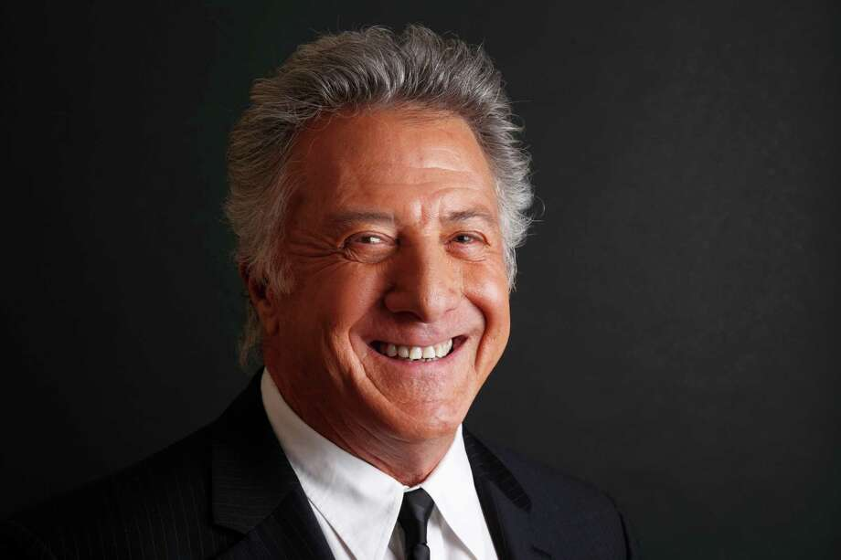 "Dustin Hoffman: ""One of the most versatile and iconoclastic actors."" Photo: Danny Moloshok / AP"