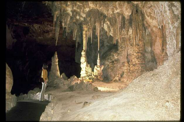 Carlsbad Caverns National Park in New Mexico. Photo: National Park Service