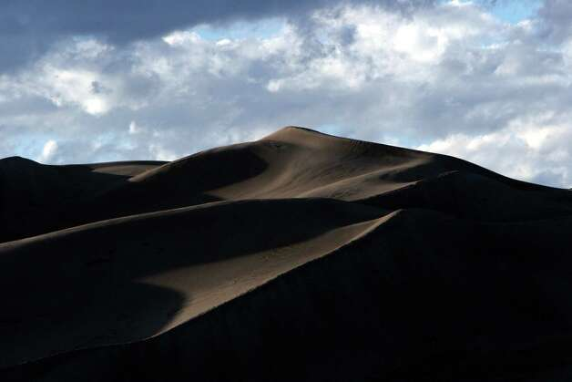 Great Sand Dunes National Park and Preserve in Colorado. Photo: National Park Service