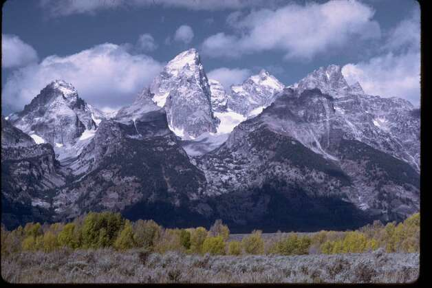Grand Teton National Park in Wyoming. Photo: National Park Service