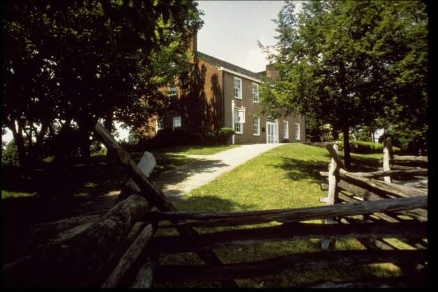 Fort Necessity National Battlefield in Pennsylvania. Photo: National Park Service