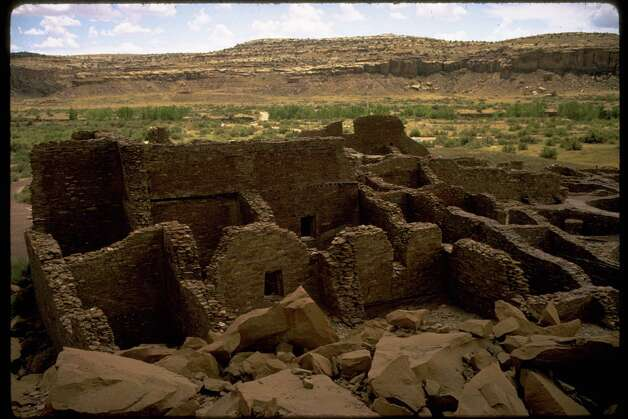 Chaco Culture National Historical Park in New Mexico. Photo: National Park Service