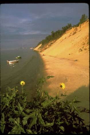 Indiana Dunes National Lakeshore in Indiana. Photo: National Park Service