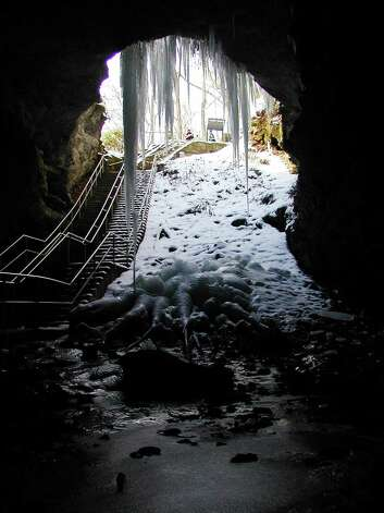 Mammoth Cave National Park in Kentucky. Photo: National Park Service