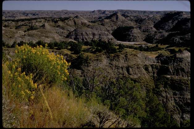 Theodore Roosevelt National Park in North Dakota. Photo: National Park Service