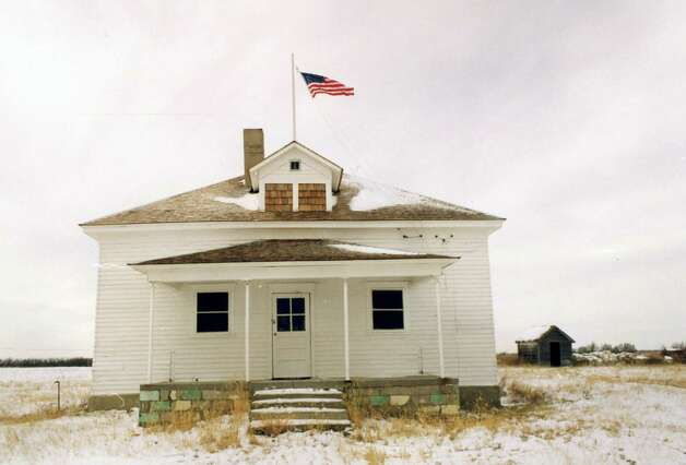 Nicodemus National Historic Site in Kansas. Photo: National Park Service