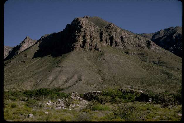 Guadalupe Mountains National Park in Texas. Photo: National Park Service