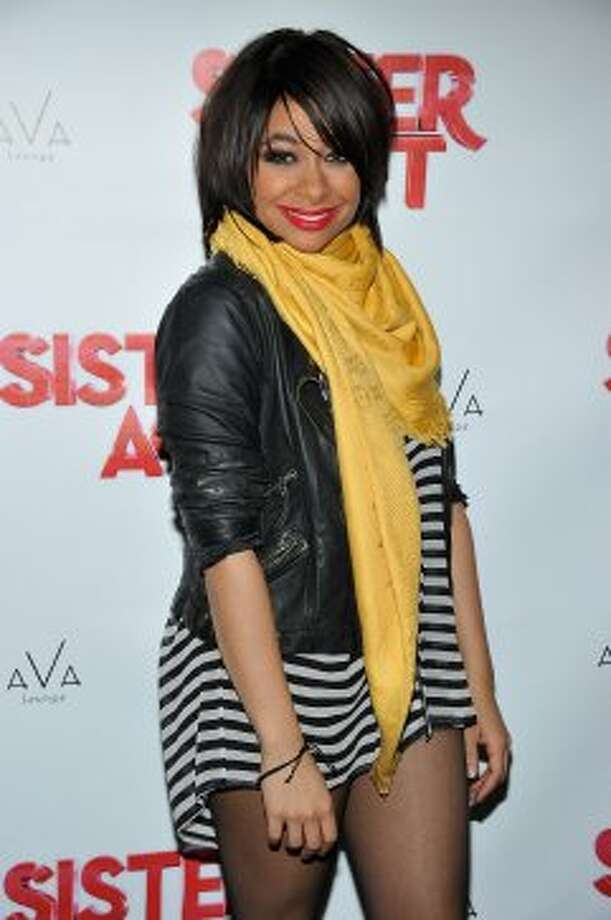 "That's so Raven! Raven-Symone, now 26, began playing Olivia, the step-granddaughter of Mr. & Mrs. Huxtable, when she 4. She worked pretty constantly since, most recently appearing in the Broadway musical production of ""Sister Act."" (Theo Wargo / Getty Images)"