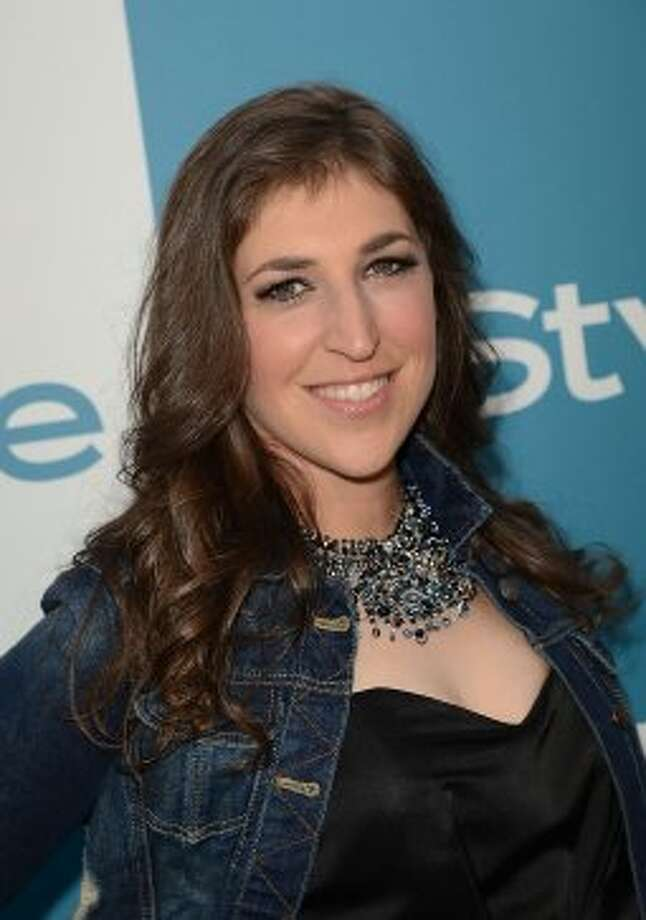 "Blossom is all grown up. Now we know Mayim Bialik as Amy Farrah Fowler on CBS' ""The Big Bang Theory."" She also has a Ph.D. in Neuroscience and the author of ""Beyond the Sling: A Real-Life Guide to Raising Confident, Loving Children the Attachment Parenting Way."" (Jason Merritt / Getty Images)"