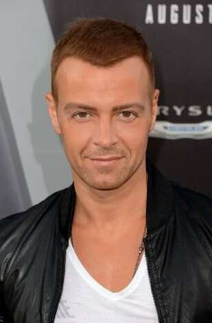 "Whoa! It's Joey Lawrence, now 36, in August, 2012.  Lawrence, who also starred on ""Gimme a Break"" in the '80s, is currently starring with former child star Melissa Joan Hart in ABC Family's very originally named ""Melissa & Joey."" (Frazer Harrison / Getty Images)"