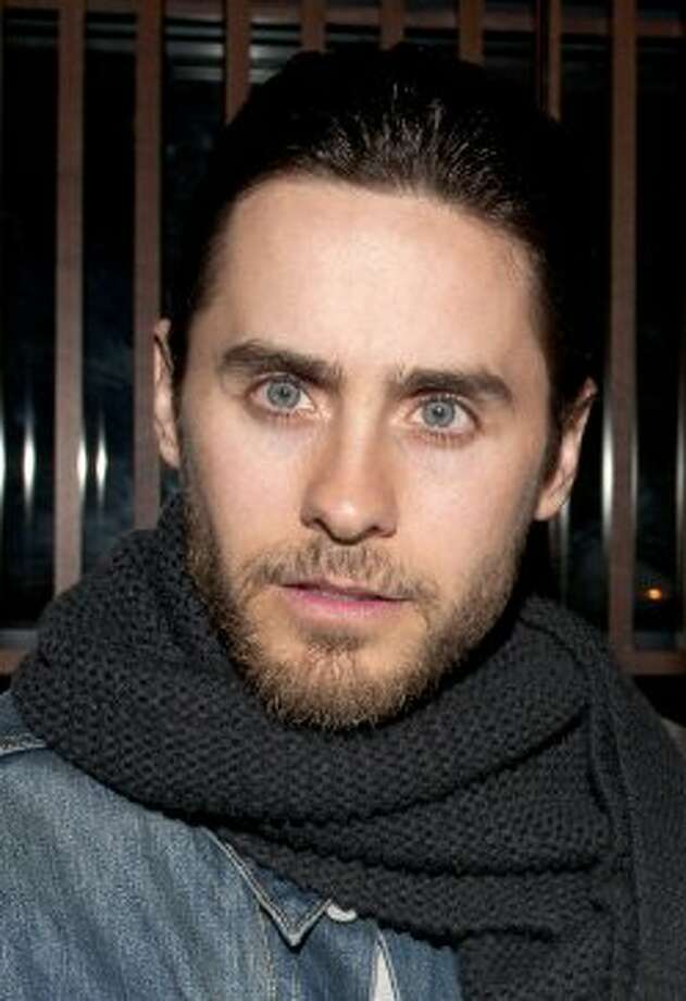 "Jared Leto, 40, now fronts the band 30 Seconds to Mars and has starred in ""The Fight Club,"" ""Requiem for a Dream"" and ""Chapter 27."" (Vivien Killilea / 2012 Getty Images)"