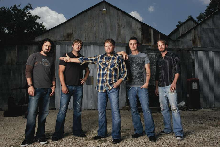 The Randy Rogers Band is headlining the Texas Gatorfest this weekend in Anahuac. Photo: Courtesy Photo / Beaumont