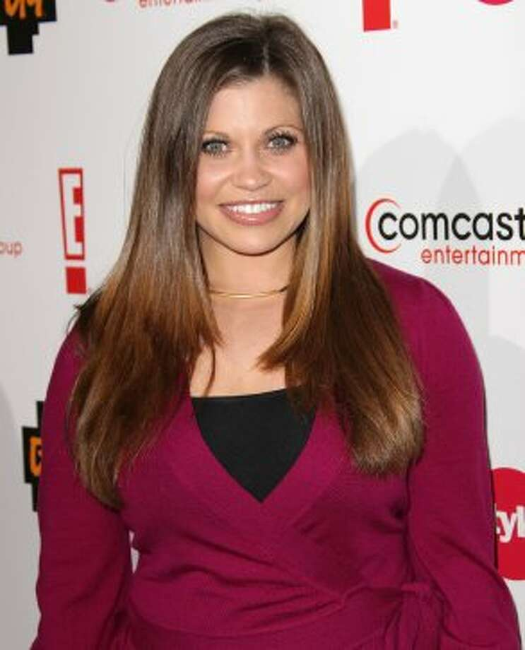 "Danielle Fishel, 31, played Topanga Lawrence and was the host of the Style Network's ""The Dish"" until 2011.  (Frederick M. Brown / Getty Images)"