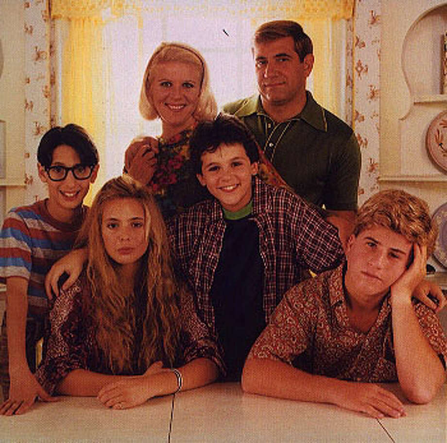 "Who didn't love ""The Wonder Years""? The ABC comedy/drama ran from 1988-1993 and starred a bunch of kids, including Josh Saviano (left), Olivia d'Abo, Fred Savage and Jason Hervey. (ABC / Gregory Steven Vaughn)"